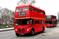 Route 9, First London, RM1735, 735DYE, Royal Albert Hall