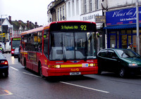 Route 92, First London, DML426, LN51DWK, Wembley