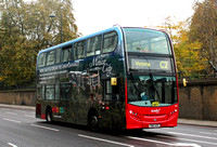 Route C2, Abellio London 9545, SN12AOS, Victoria