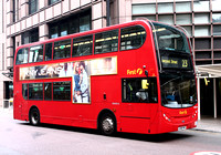 Route 23, First London, DN33514, LK08FMX, Liverpool Street