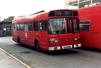 Route 12A, London Transport, LS72, OJD872R, Norwood Junction