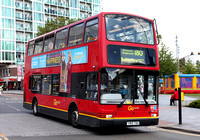 Route 180, Go Ahead London, PVL215, Y815TGH, Woolwich