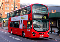Route 476, First London, VN37817, LK59FDE, Kings Cross