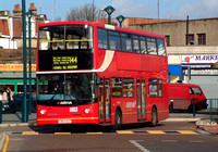 Route 144, Arriva London, DLA154, V364DGT