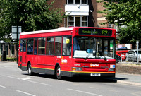 Route R9, Go Ahead London, LDP200, SN51UAO, Orpington
