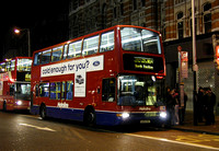 Route N134: North Finchley - Tottenham Court Road [Withdrawn]