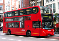 Route 135, Arriva London, T24, 324CLT, Liverpool Street