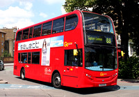 Route 88, Go Ahead London, EH21, YX13BJE, Stockwell