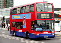 Route 260, Metroline, VP471, LK03GKN, Shepherd's Bush