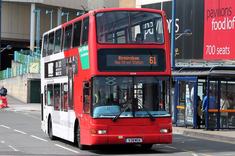 London Bus Routes Travel West Midlands