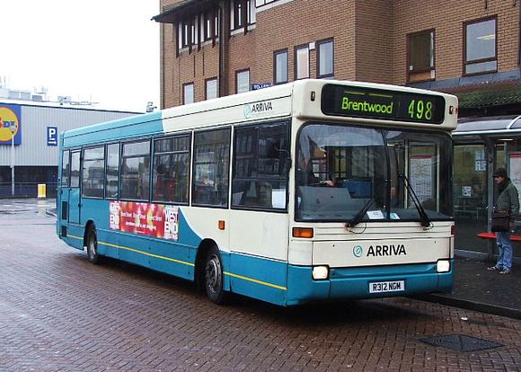 498 Bus timetable arriva Wakefield 446
