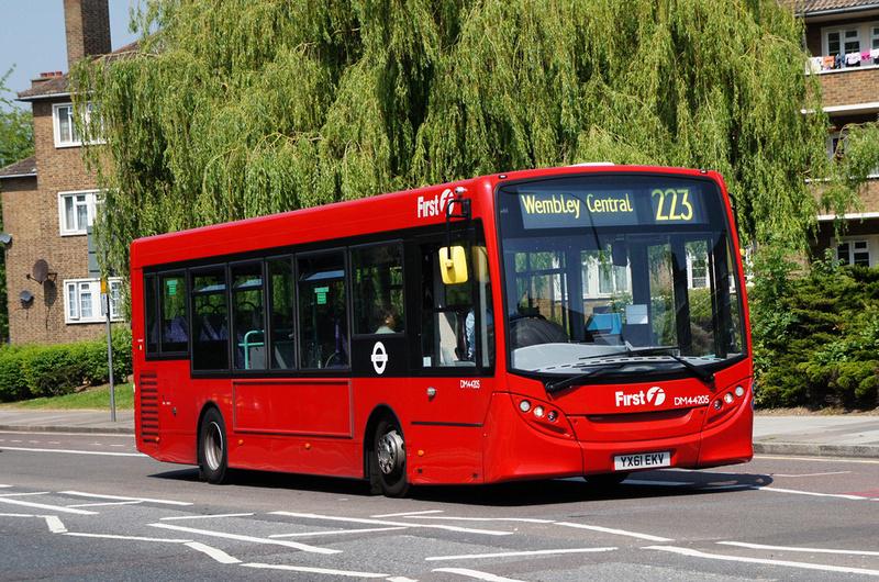 London Bus Routes Route 223 Harrow Wembley Central