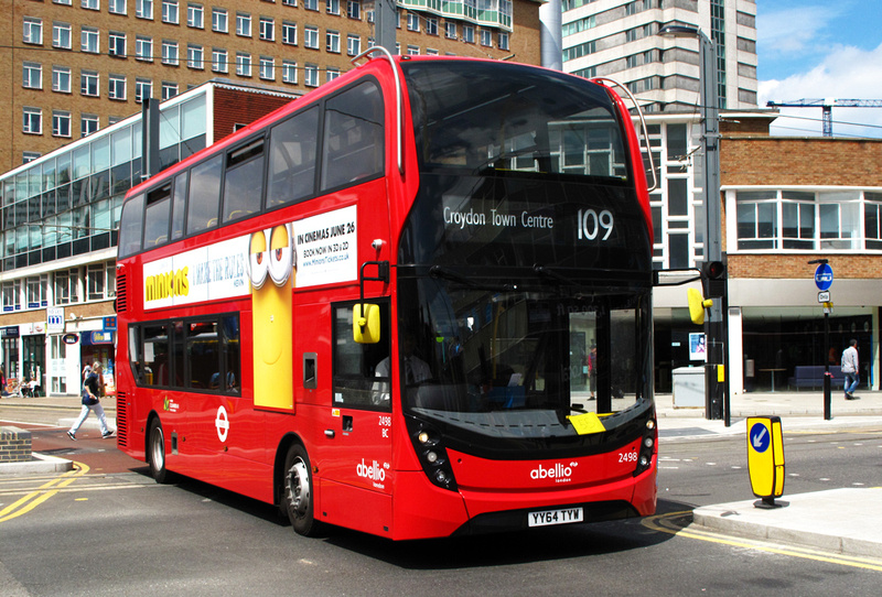 London Bus Routes Route 109 Brixton Croydon Town Centre Make Your Own Beautiful  HD Wallpapers, Images Over 1000+ [ralydesign.ml]