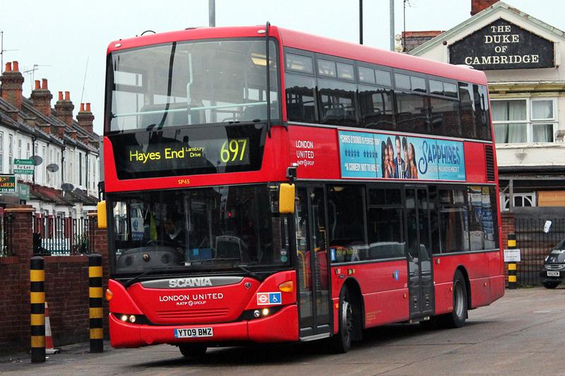 Eichenhak-Bus