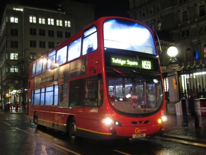 London Bus Routes Route N551 Gallions Reach Shopping