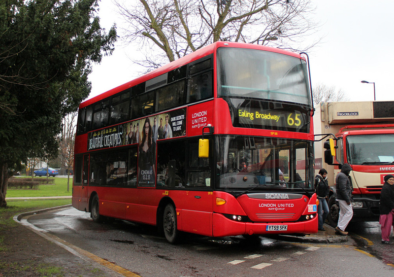 London Bus Routes Route 65 Ealing Broadway Kingston