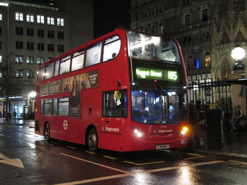 Bus line 1 n15 - 1 part 4