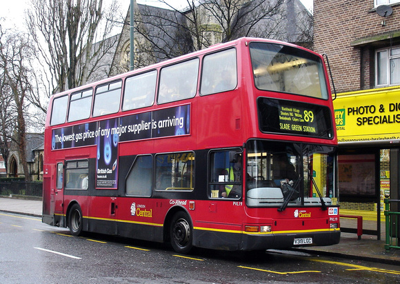 Route 89, London Central, PVL19, V319LGC, Bexleyheath