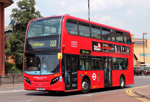 London Bus Routes Route 222 Hounslow Bus Station