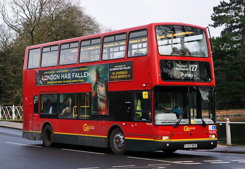 London Bus Routes
