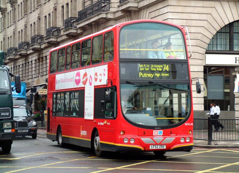 london bus routes route 74 baker street station putney high street route 74 london. Black Bedroom Furniture Sets. Home Design Ideas