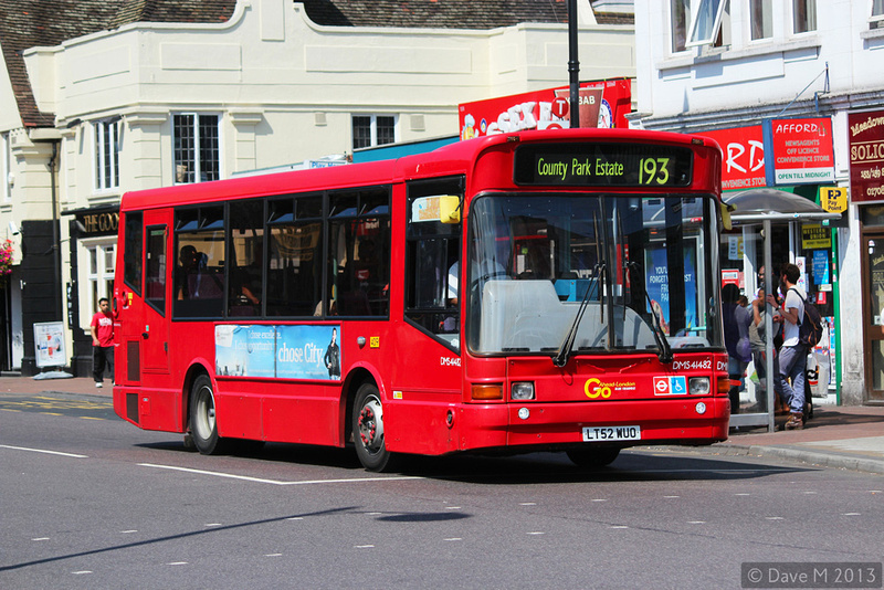 London Bus Routes Go Ahead London Home Page