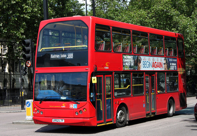 Route 388, CT Plus, HTL4, LR52LF, Bethnal Green
