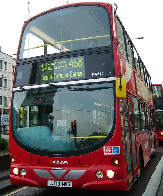 London Bus Routes Route 468 Elephant Amp Castle South