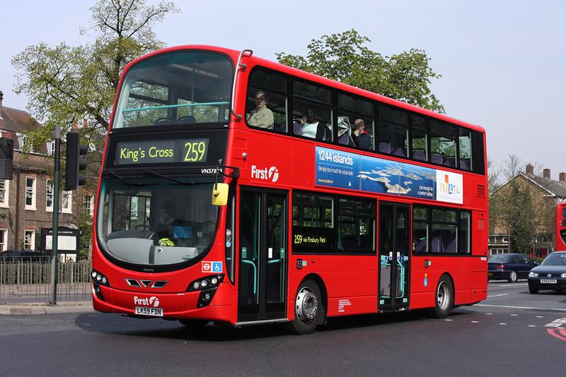 buses from kings cross pdf