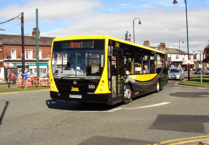 London Bus Routes Blackpool Transport Route 1