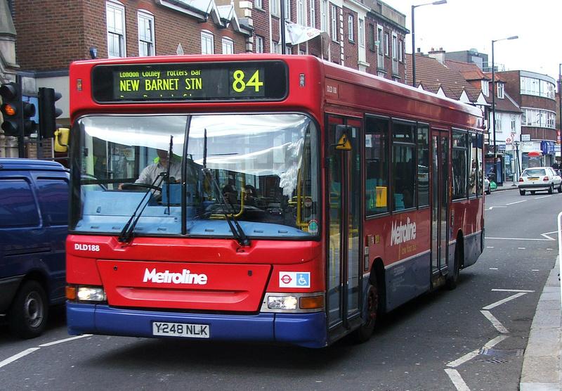 London Bus Routes Route 84 St Albans New Barnet Non