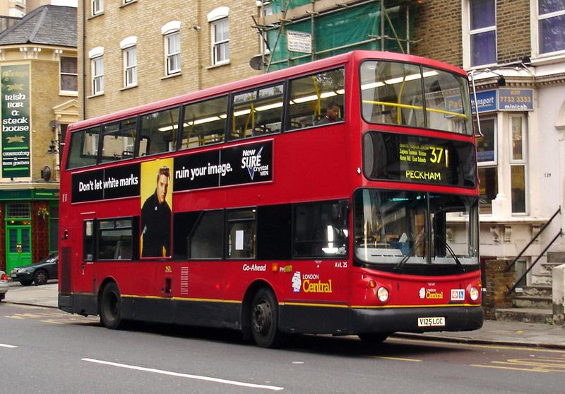 London Bus Routes Route 37 Peckham Putney Heath