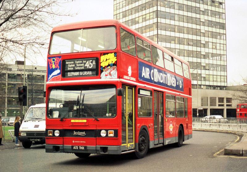 London Bus Routes Route 45a South Kensington Elephant