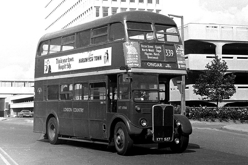 London Bus Routes | London Country