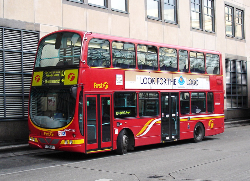London Bus Routes Route 10 Hammersmith King S Cross