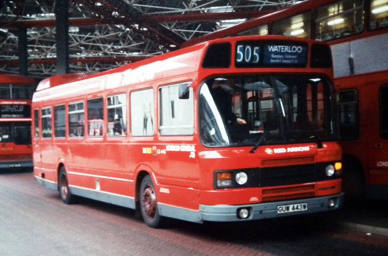 London Bus Routes Route 505 London Bridge Waterloo