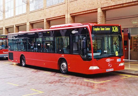 London Bus Routes Route X26 Heathrow Central West