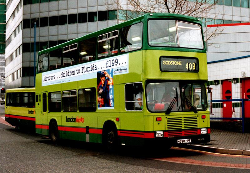 London Bus Routes Route 409 East Grinstead Selsdon