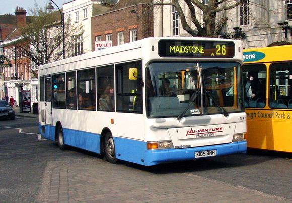London Bus Routes Nu Venture Buses Route 26 Nu