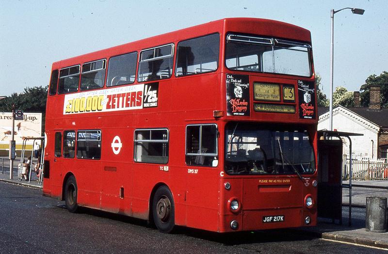 London Bus Routes Route C3 West Croydon New Addington