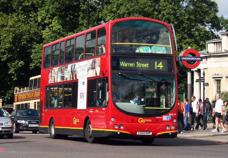 London Bus Routes Route 14 Putney Heath Russell Square