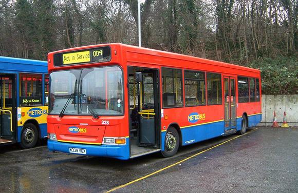 London Bus Routes Route 664 New Addington Homestead