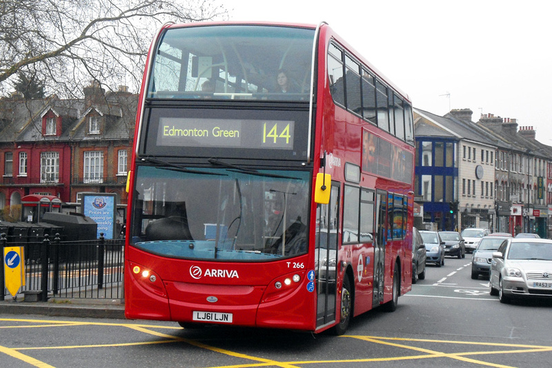 London Bus Routes Route 144 Edmonton Green Muswell
