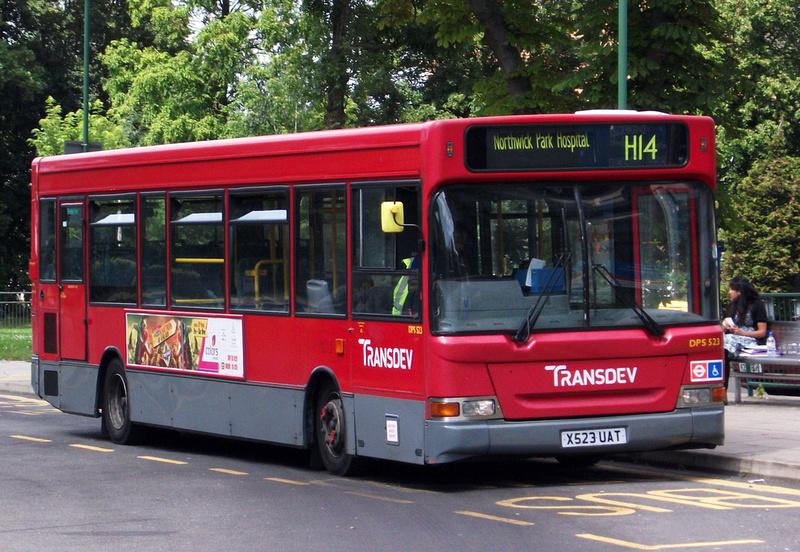 London Bus Routes Route H14 Hatch End Northwick Park