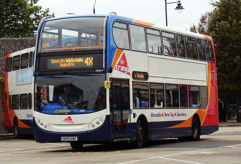 London Bus Routes Stagecoach East Kent