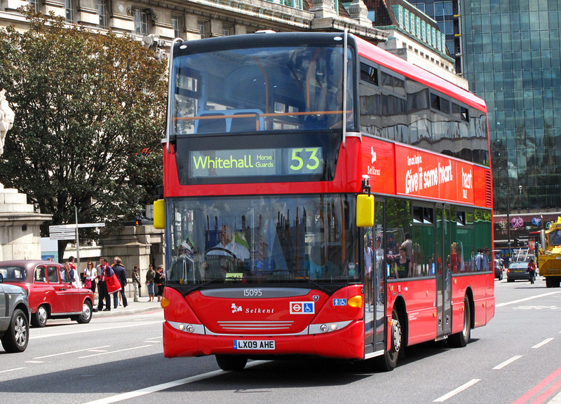 London Bus Routes Route 53 Plumstead Station