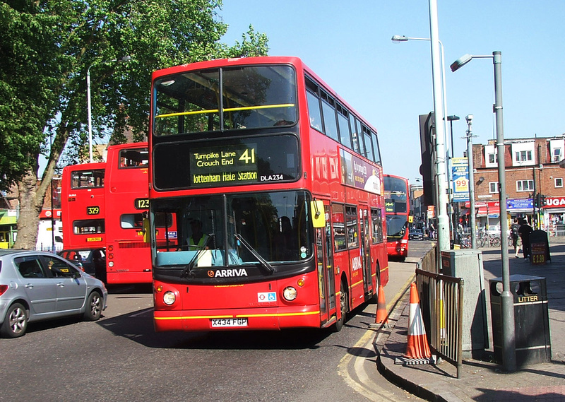 London Bus Routes Route 41 Archway Tottenham Hale Make Your Own Beautiful  HD Wallpapers, Images Over 1000+ [ralydesign.ml]