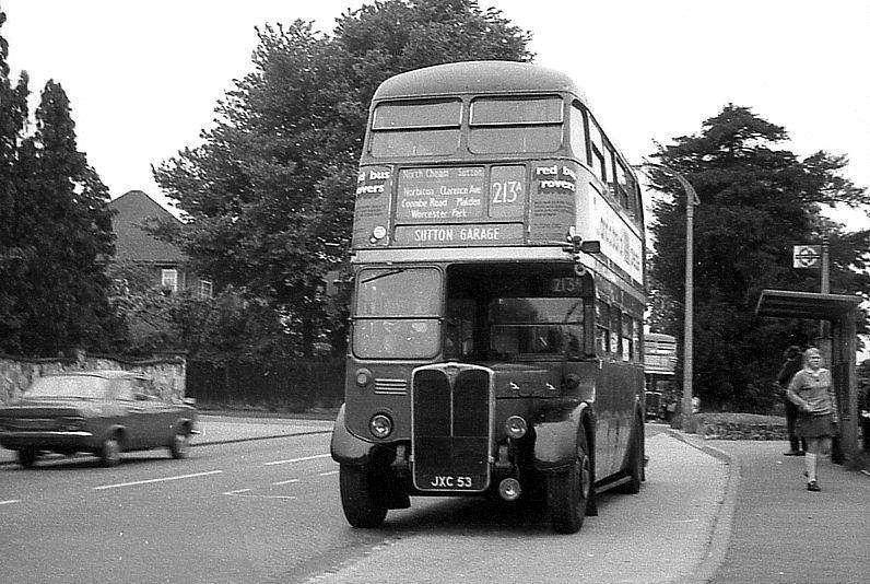 22 Belmont Park London