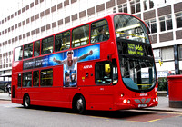 Route 466, Arriva London, DW12, LJ03MVZ, Croydon