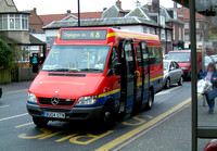 Route R8, Tellings Golden Miller, BU04UTN, Orpington